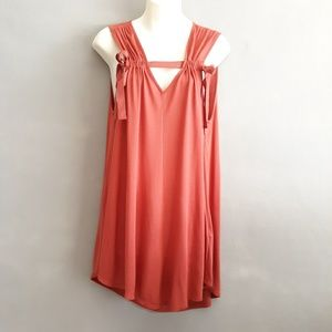 New Forever21 Rusty color dress
